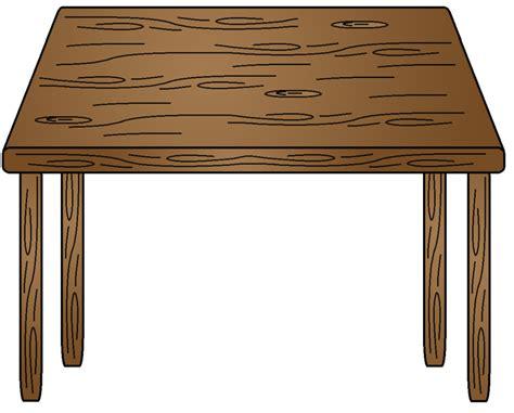 free kitchen table best table clipart 12517 clipartion