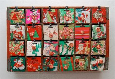 advent calendar craft for 399 decor ideas gifts and more