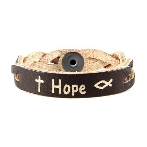 custom leather bracelets inspirational bracelet personalized leather bracelets