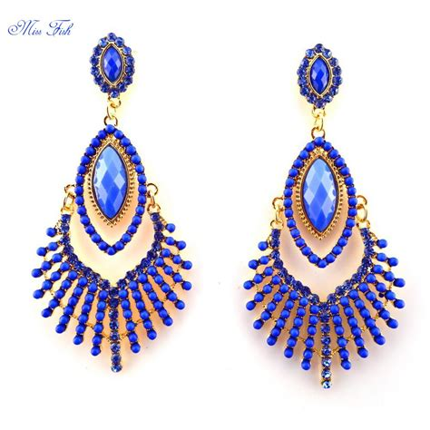 how to make fashion jewelry accessories handmade sell costume earrings 2015 new vintage