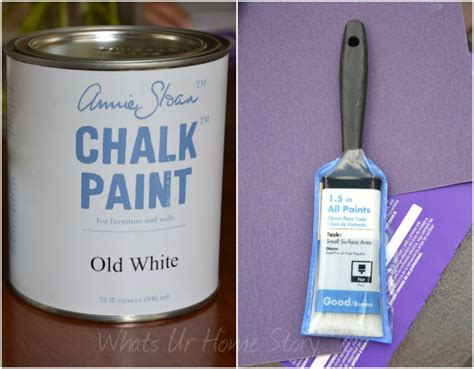 chalk paint home depot sloan the chair story part ii how to chalk paint whats ur