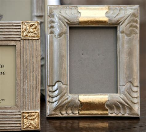 spray painting frames transform frames furniture with spray paint and gold
