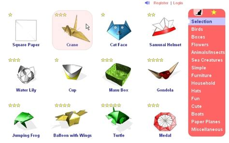 origami player origami player chrome web store