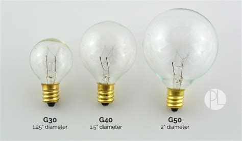 c7 light bulbs size bulb socket size comparison guide partylights
