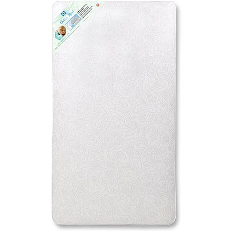 sealy baby crib mattress sealy baby ortho rest crib and toddler mattress