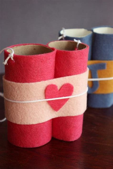 valentines paper crafts s day crafts for 17 easy toilet paper
