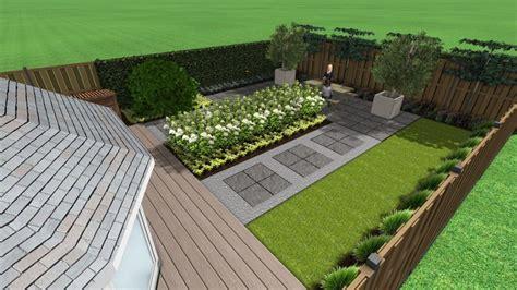 3d ontwerpen tuin ontwerp 3d dijk groenvoorzieningen
