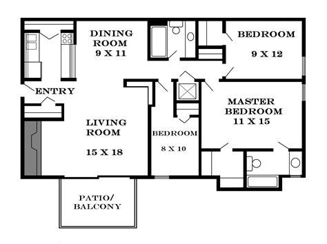 simple 3 bedroom house plans beautiful modern 3 bedroom house plans modern house plan modern house plan