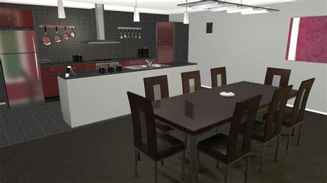 myhome 3d logiciel gratuit de conception de cuisine plan 3d et