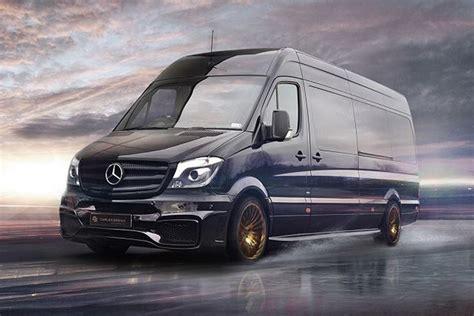 Mercedes Sprinter Luxury by Mercedes Sprinter Transformed Into Luxury Jet Auto