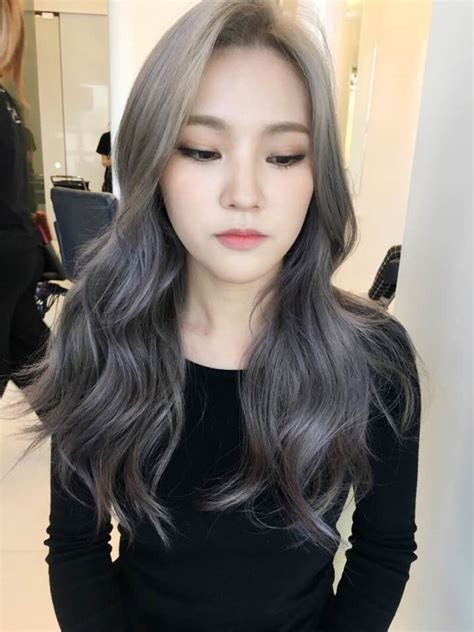 popular trending gray hair colors kpop groups archives page 8 of 8 kpop korean hair and