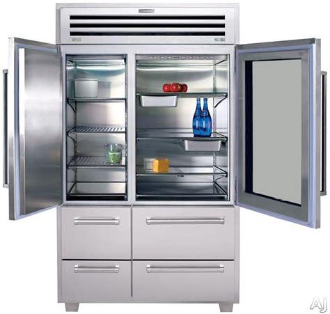 sub zero glass door sub zero 648prog glass door refrigerator dreamy kitchens