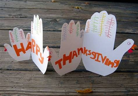 easy thanksgiving craft for 35 easy thanksgiving crafts for to try