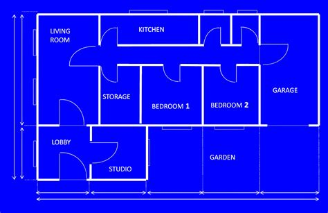 blueprints houses clipart house blueprint