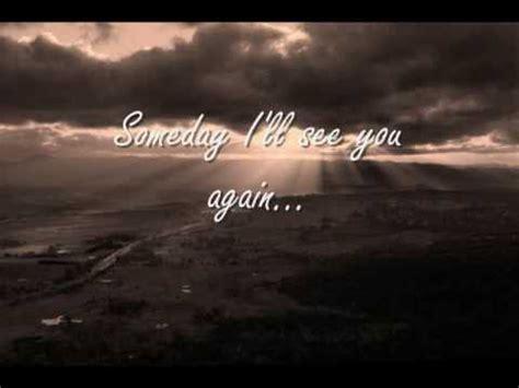one see i ll see you again lyrics westlife