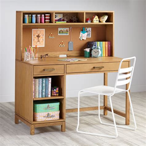 kid desk with hutch desks study tables the land of nod