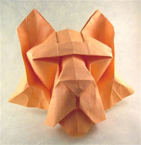 tiger origami origami tigers and leopards page 2 of 2 gilad s