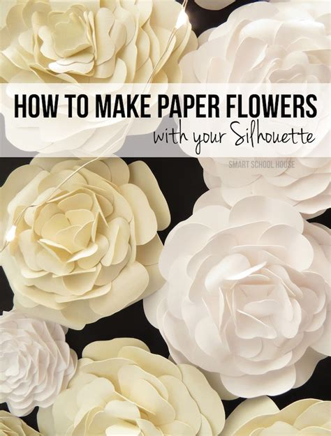 how to make how to make paper flowers