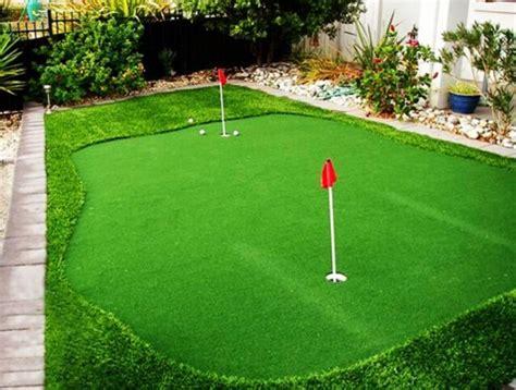 backyard mini golf artificial turf backyard mini golf putting greens buy