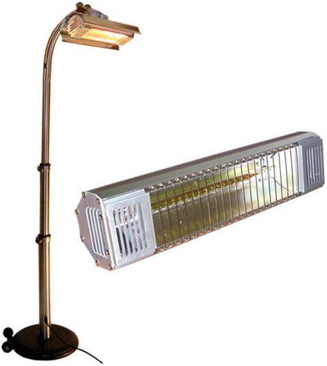mojave sun patio heater mojave sun stainless steel 1500 watt infrared pole mount