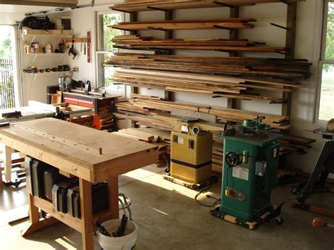 woodworking shop size poll how large is your shop tom s workbench