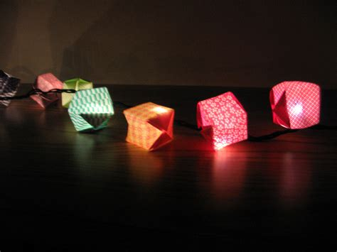 origami paper lantern make your own origami paper lanterns leneken