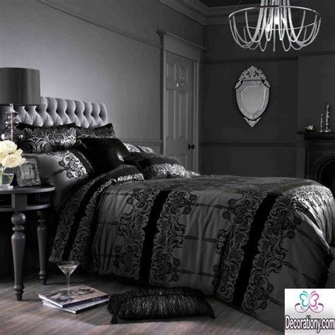 black and grey bedroom designs 13 fabulous black bedroom ideas that will inspire you