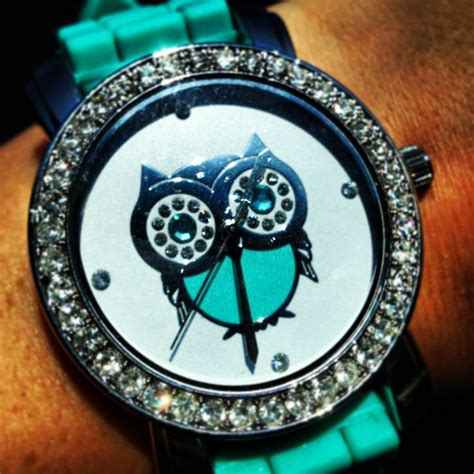 origami owl watches origami owl teal owl from charming s wear