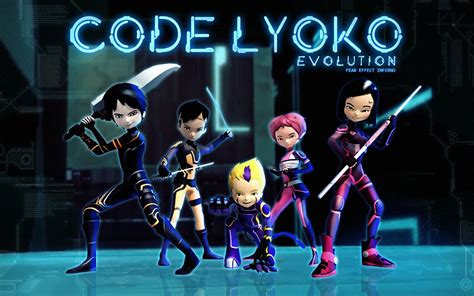 code lyoko code lyoko evolution intro general discussion