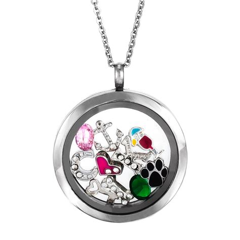 jewelry and charms jewelry build a charm glass floating locket get