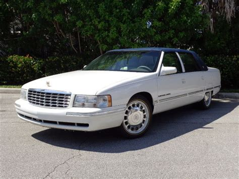 1999 Cadillac For Sale by 1999 Cadillac Fleetwood Custom Limo For Sale