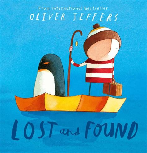 Booktopia Lost And Found By Oliver Jeffers