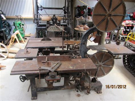 vintage woodworking machinery for sale photo index unknown manufacturer bandsaw circular saw