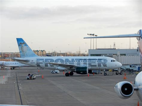 jet meaning guest airline livery of the week frontier airlines
