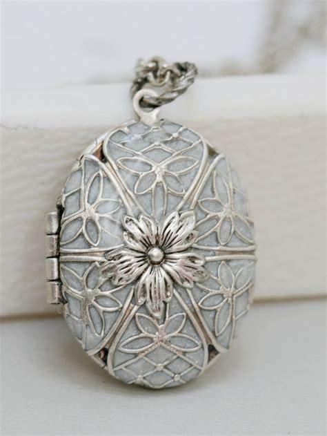lockets for jewelry locket necklace silver locket pearl white locket pendant