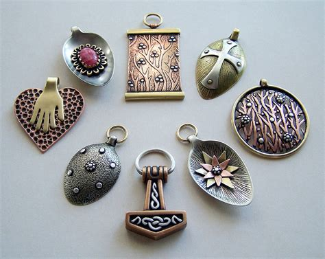 jewelry metal mixed metal jewelry 5 by astalo on deviantart