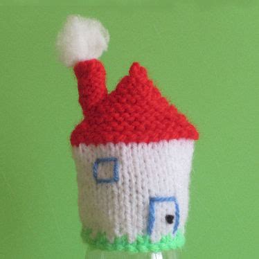 the knit house smoothies big knit hat patterns house images frompo