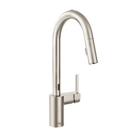 touch faucets for kitchen best touchless kitchen faucet guide and reviews