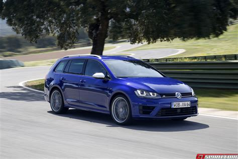 2015 volkswagen golf r variant 2016 volkswagen golf r variant review gtspirit