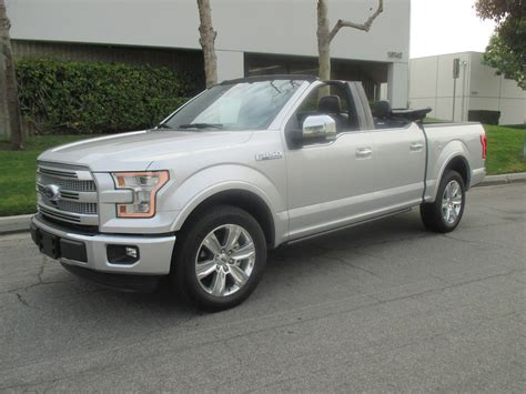 Ford F150 Trucks by F 150 Convertible Is A Cut Above Ford Trucks