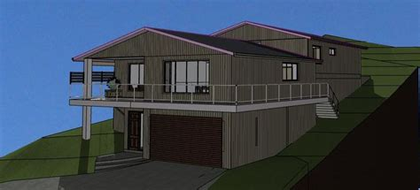sloping block house plans sloping block house designs australia home design and style