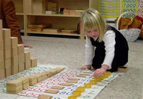 montessori math the mathematical mind of the child