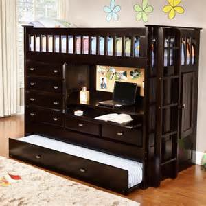 discovery all in one bunk bed discovery world furniture all in one bunk