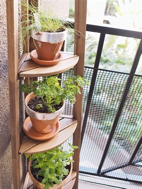 small balcony styling on a budget musings on momentum