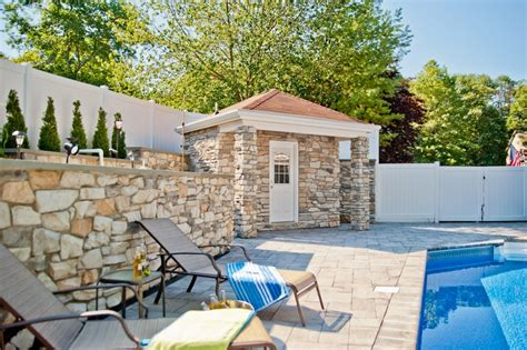 pool house plans with bathroom pool house and bathroom in new jersey