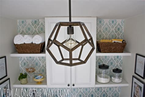 diy light diy dodecahedron pendant light and an announcement