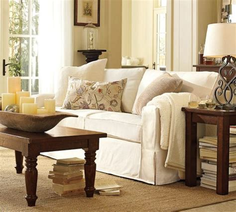 pottery barn slipcovered sofa reviews pb comfort square slipcovered sofa pottery barn sofas