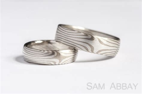 mokume gane mokume gane new york wedding ring