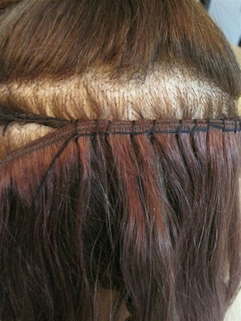 Sew In Braidless Sew In Weave Bead Sewing