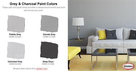 gray paint color grey charcoal paint colors
